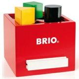 要出典 おもちゃ BRIO 形合わせボックス