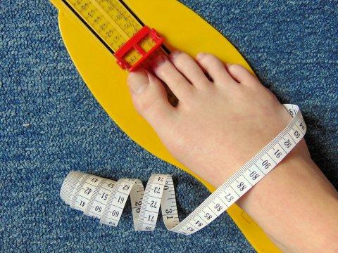足 サイズ 計測 子供
