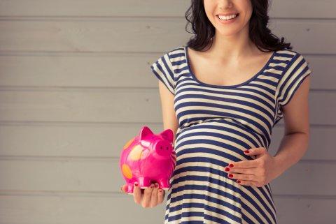 妊婦 お金