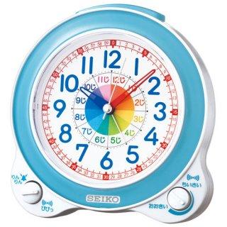 要出典 小学校 入学祝い 男の子 セイコー クロック 目覚まし時計 アナログ
