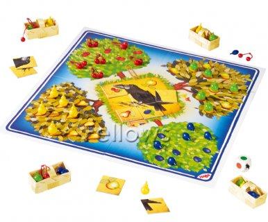 要出典 ボードゲーム 子供 ハバ 果樹園ゲーム