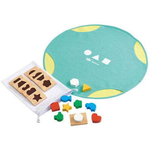 要出典 3歳 知育玩具 エド・インター さわってあてっこゲーム