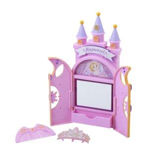 要出典  ドレッサー おもちゃ マルカ ディズニープリンセス キャッスルミニドレッサー ラプンツェル