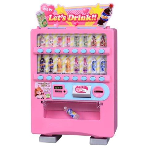 要出典 自動販売機 おもちゃ タカラトミー リカちゃん でるでるじどうはんばいき