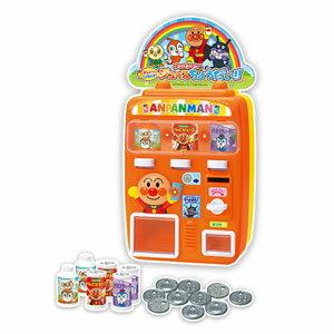 要出典 自動販売機 おもちゃ ジョイパレット おしゃべりじはんき! アンパンマンのジュースちょうだい!!