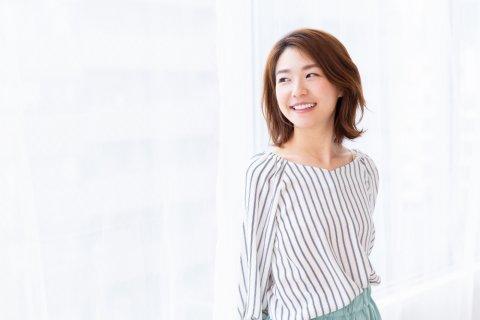 日本人 女性 リラックス