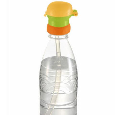 要出典 ペットボトル ストロー キャップ リッチェル おでかけランチくん ペットボトル用ストローキャップ