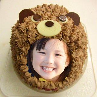 要出典 写真ケーキ 立体動物写真ケーキ