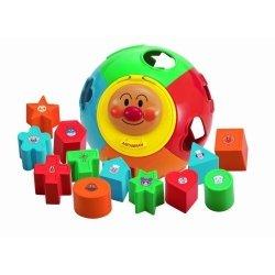 要出典  アンパンマン おもちゃ 1歳 0歳 ジョイパレット アンパンマン NEW まるまるパズル