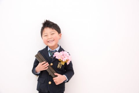 入学 男の子 小学校