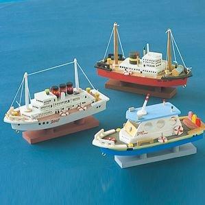 要出典 船 おもちゃ 工作キット たのしい工作船 基本セット