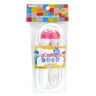 要出典 縄跳び 子供用 デビカ 綿ロープなわとび 子供用