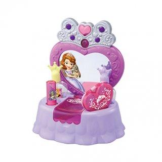 要出典 ドレッサー おもちゃ タカラトミー ディズニー ちいさなプリンセスソフィア かわいいネイルドレッサー