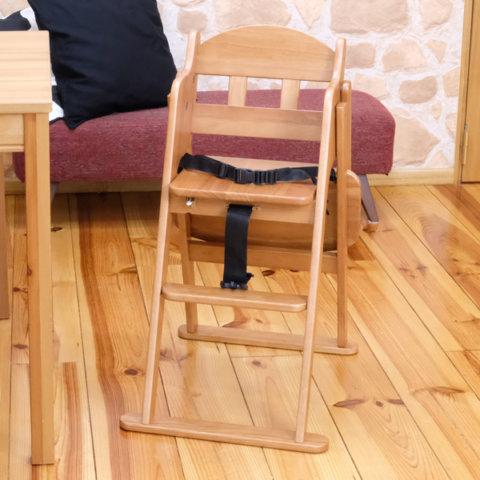 要出典 離乳食 椅子 ティンバーハイチェア