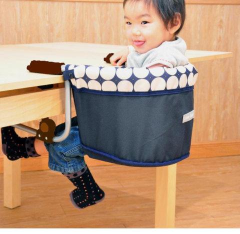 要出典 離乳食の椅子 リトルプリンセス テーブルチェア