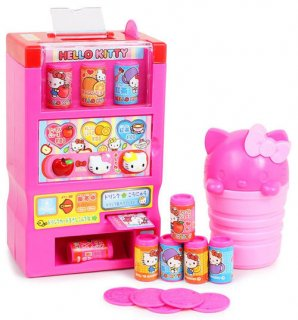 要出典  自動販売機 おもちゃ ハローキティ ハッピーじどうはんばいき