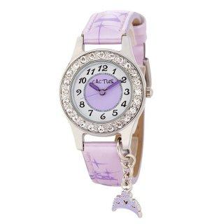 要出典  8歳の女の子 プレゼント カクタス キッズ腕時計 チャーム付 CAC-71-L09 女の子
