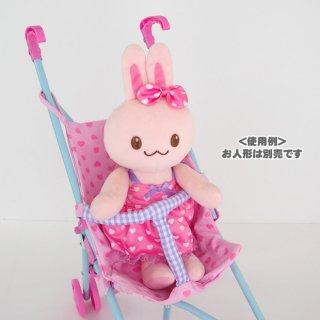 要出典 おもちゃ 人形 ベビーカー マザーガーデン うさももドール お人形用ベビーカー