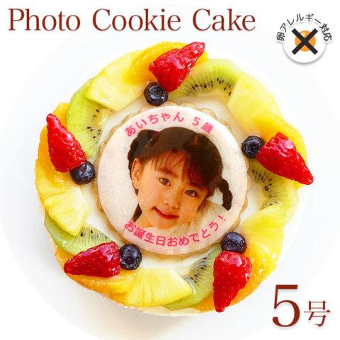 要出典 ケーキエクスプレス 卵不使用ケーキ 写真ケーキ