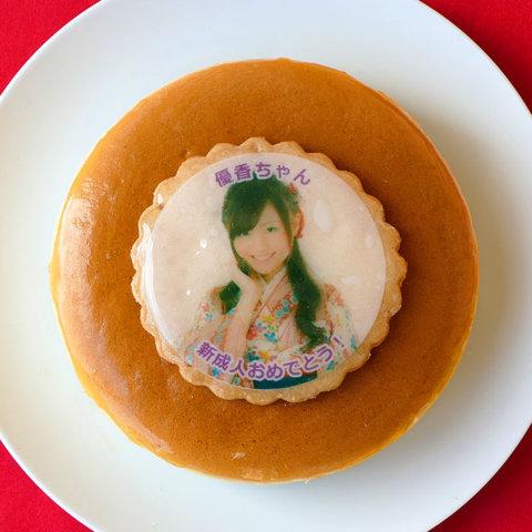 要出典 写真ケーキ ケーキエクスプレス 写真ケーキ スフレチーズケーキ