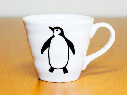 要出典 子供用コップ ペンギン マグカップ 子供用食器 日本製