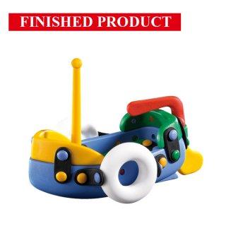 要出典 船 おもちゃ ミックオーミック 089.003 スモールボート