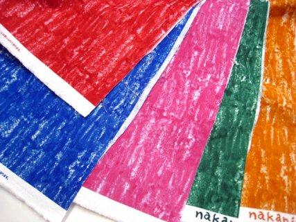 要出典 幼稚園 保育園 小学校 レッスンバッグ 通園バッグ 作り方 nakaniwa クレヨン みどり