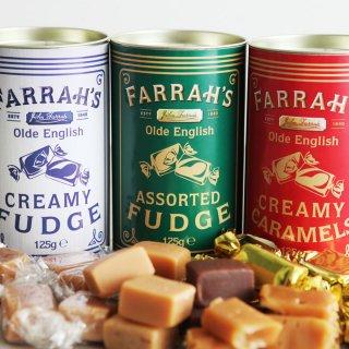 要出典 妊娠祝い 妊娠 プレゼント FARRAH'S キャラメル&ファッジ カートカン