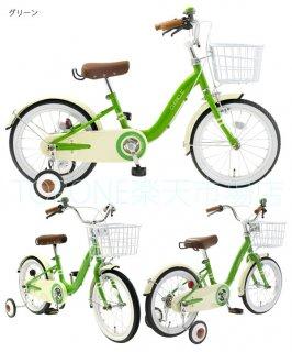 要出典 4歳 自転車 TOPONE チビクル 子供用自転車 16インチ