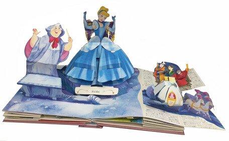 要出典 4歳 女の子 誕生日 プレゼント 大日本絵画 ディズニープリンセス マジカルポップアップ ディズニーしかけえほん