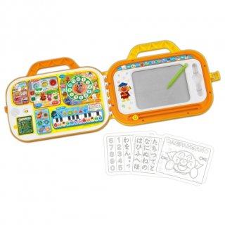 要出典 3歳 女の子 プレゼントジョイパレット アンパンマン お絵かき ピアノ 知育いっぱい! ようちえんバッグ