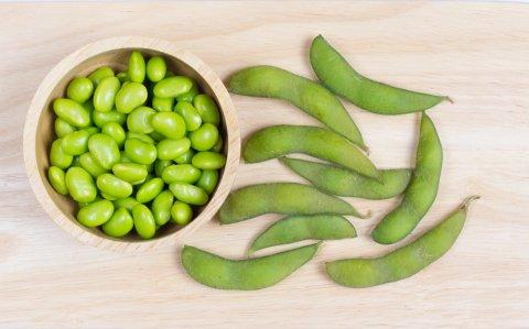 枝豆 離乳食