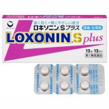 要出典  生理痛 薬 第一三共 ロキソニンS プラス