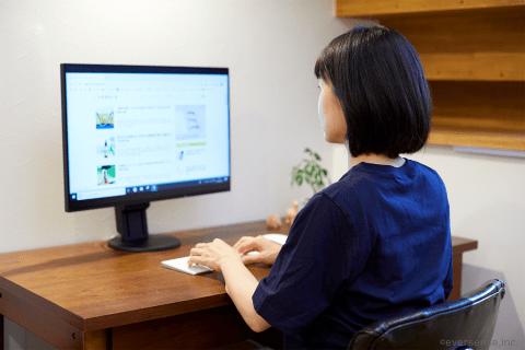 オリジナル 女性 検索 PC
