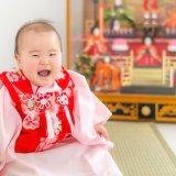 桃の節句 赤ちゃん