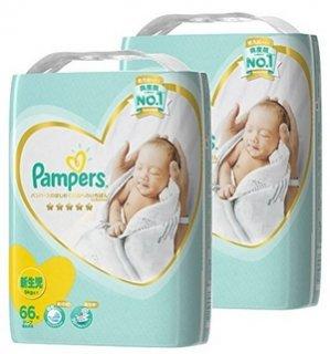 要出典 出産祝い プレゼント パンパース オムツ テープ はじめての肌へのいちばん 新生児