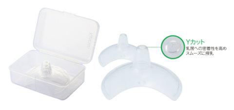 要出典 乳頭保護器 カネソン ママニップルシールド 乳頭保護器