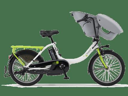 要出典 子供乗せ自転車 ヤマハ パスキスミニアン 2019年モデル 子供乗せ 電動自転車