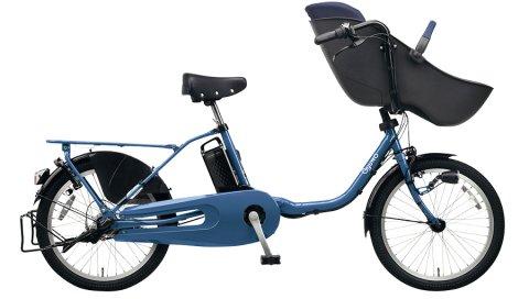 要出典 子供乗せ自転車  2019年モデル ギュット・クルーム・DX