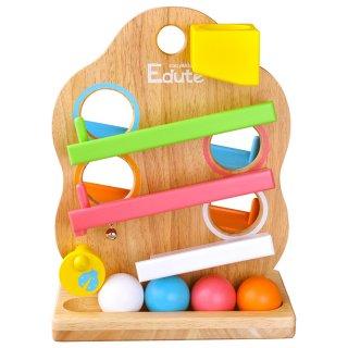 要出典 こどもの日 男の子 プレゼント エデュテ ツリースロープ 天然木製おもちゃ