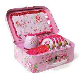 要出典 4歳 女の子 誕生日 プレゼント タイガートライブ ヴィンテージティーセット