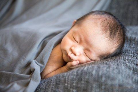 ニューボーンフォト 赤ちゃん