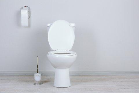 トイレとタオル