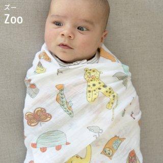 出産祝い 男の子 ウィーゴアミーゴ おくるみ