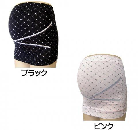 要出典 腹帯 ネトゥル プードル柄ソフトサポート妊婦帯