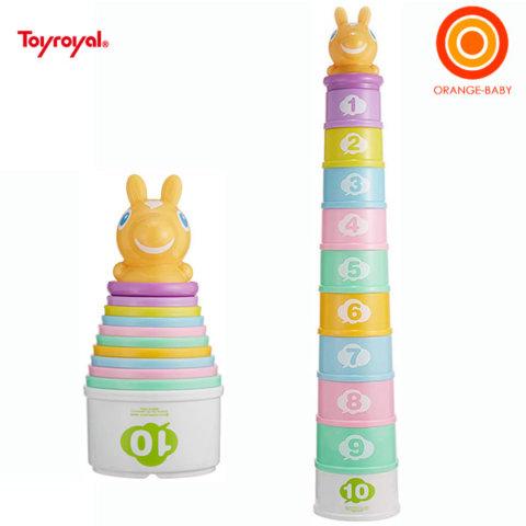 要出典 ロディ おもちゃ ベビーロディ コップタワー