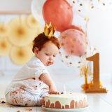 スマッシュケーキ 誕生日 1歳 ケーキ 赤ちゃん