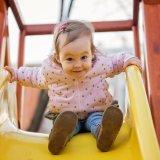2歳 女の子 笑顔 遊び 子供