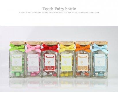 要出典 乳歯ケース 歯の妖精の瓶 乳歯ケース