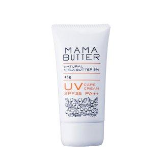 要出典 子供 日焼け止め ママバター UV ケアクリーム